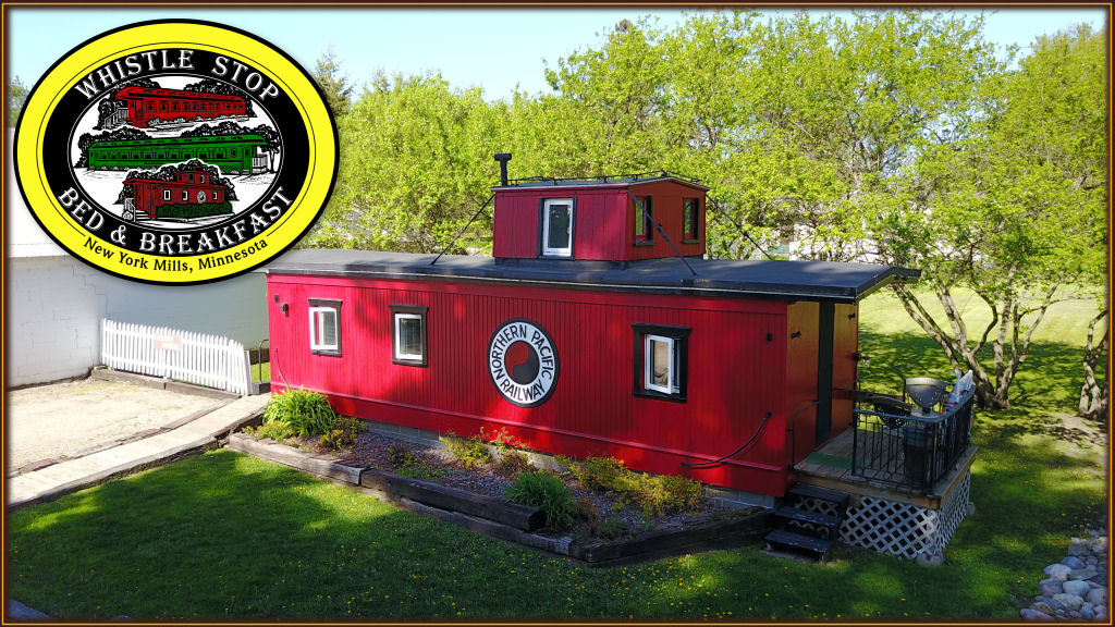 The Cozy Caboose
